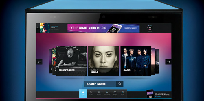 TouchTunes European MD Alan Newham